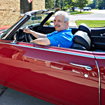 Bruno A - My Mechanic Client with a 1969 Olds Cutlass